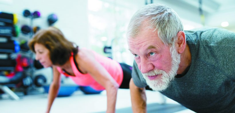 Workout Trends Bend to the Times