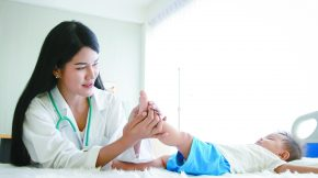 Holistic Pediatricians Go Beyond Meds
